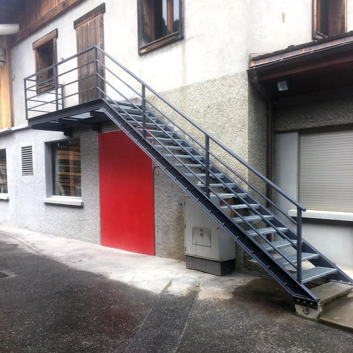 ouvrages métalliques à Praz-sur-Arly | Entreprise Morand