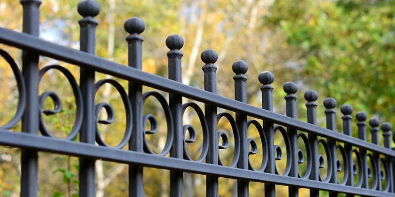 clôtures en métal à Praz-sur-Arly   Entreprise Morand