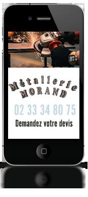 métallerie familiale à Praz-sur-Arly | Entreprise Morand